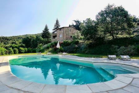 Apartament 'Girasole', terrace and super view ! - Arezzo - Apartment