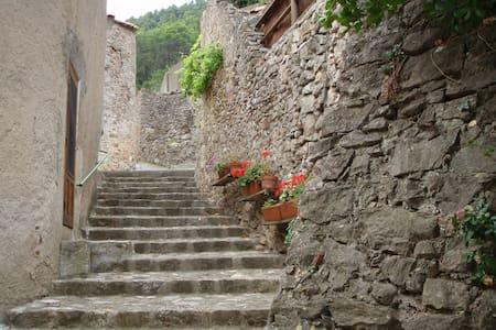 Cottage de la Montee Saint Roch - House
