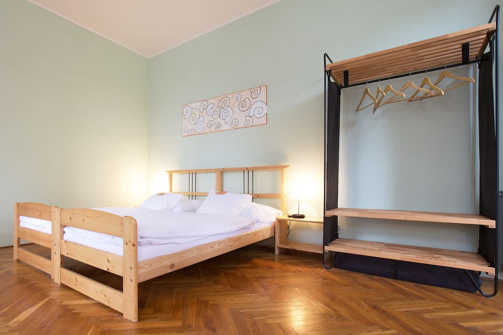 Family apartment with 2 bedrooms - Samuel Liberec