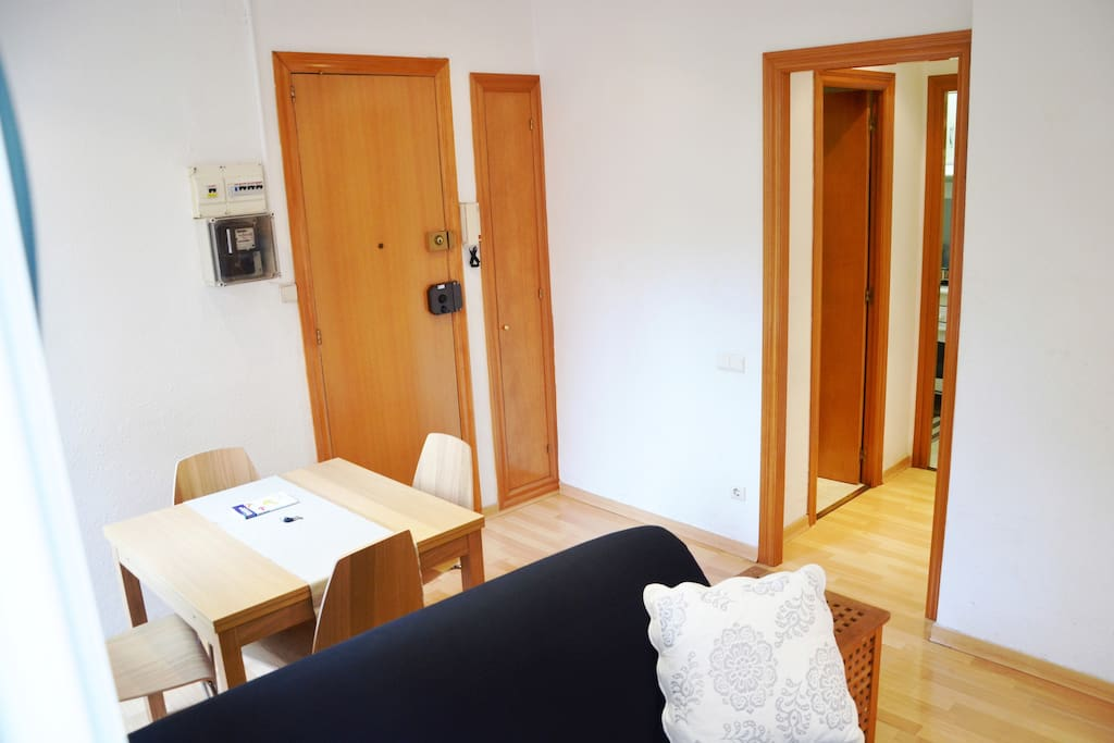New and quiet flat in center(Rblas)
