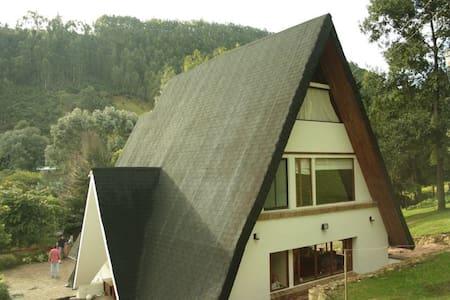 Finca - Country house near Bogota - Ház