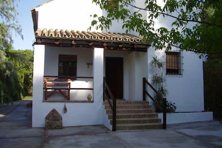 Casa rural Sierra Norte de Sevilla - Almhütte