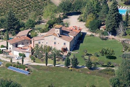 Farmhouse near Florence - Torretta - Pontassieve