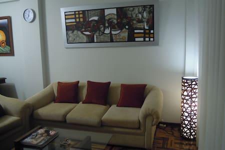 Trujillo City - Complete Apartament