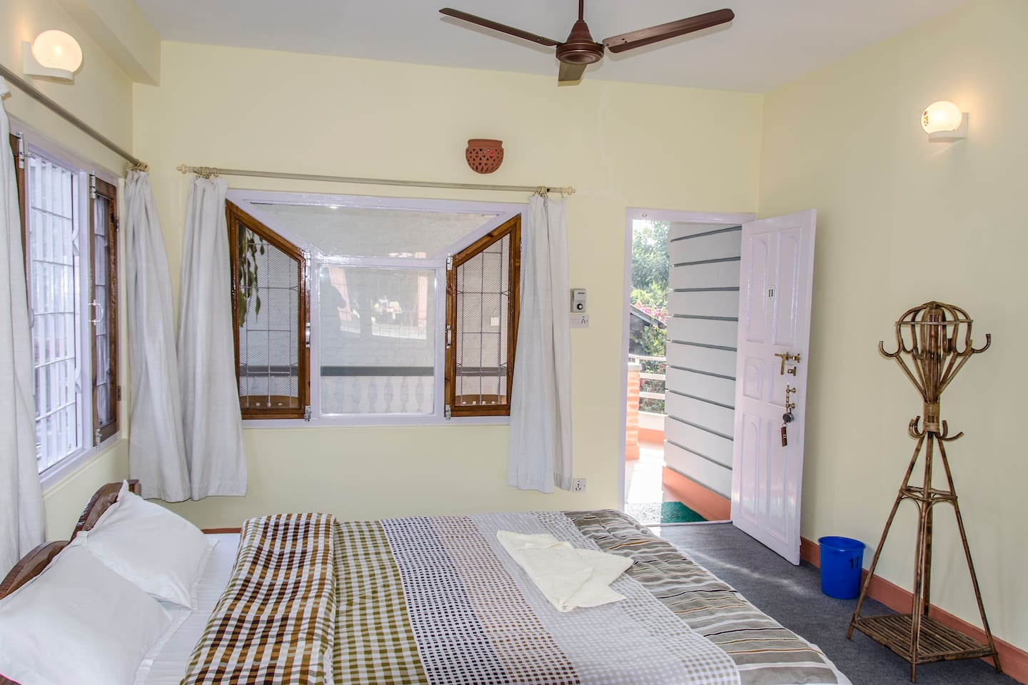 Single room with veranda, 2nd floor