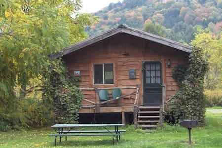 """Catskill Rustic Cozy """"Unami"""" Cabin - Kabin"""