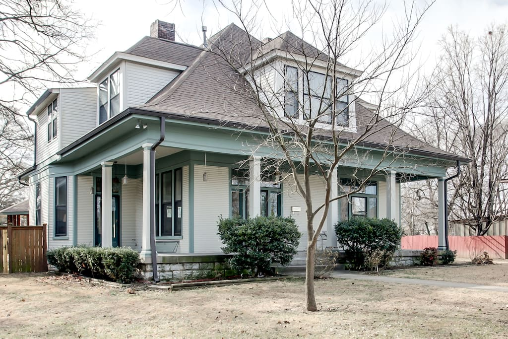 Luxe Historic Home - East Nashville