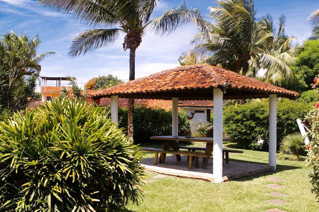 Beija Flores Itaparica: 8 Rm Villa