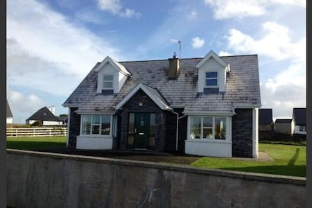 Detached 4BD in Liscannor- Sleeps 8