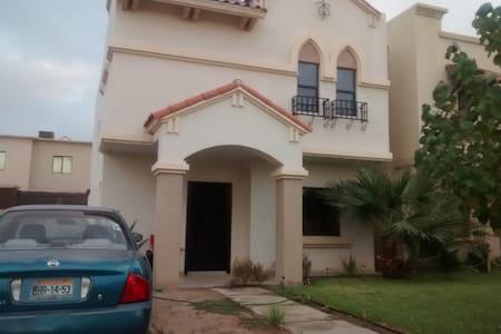 CASA EN FRACCIONAMIENTO PRIVADO - Huis