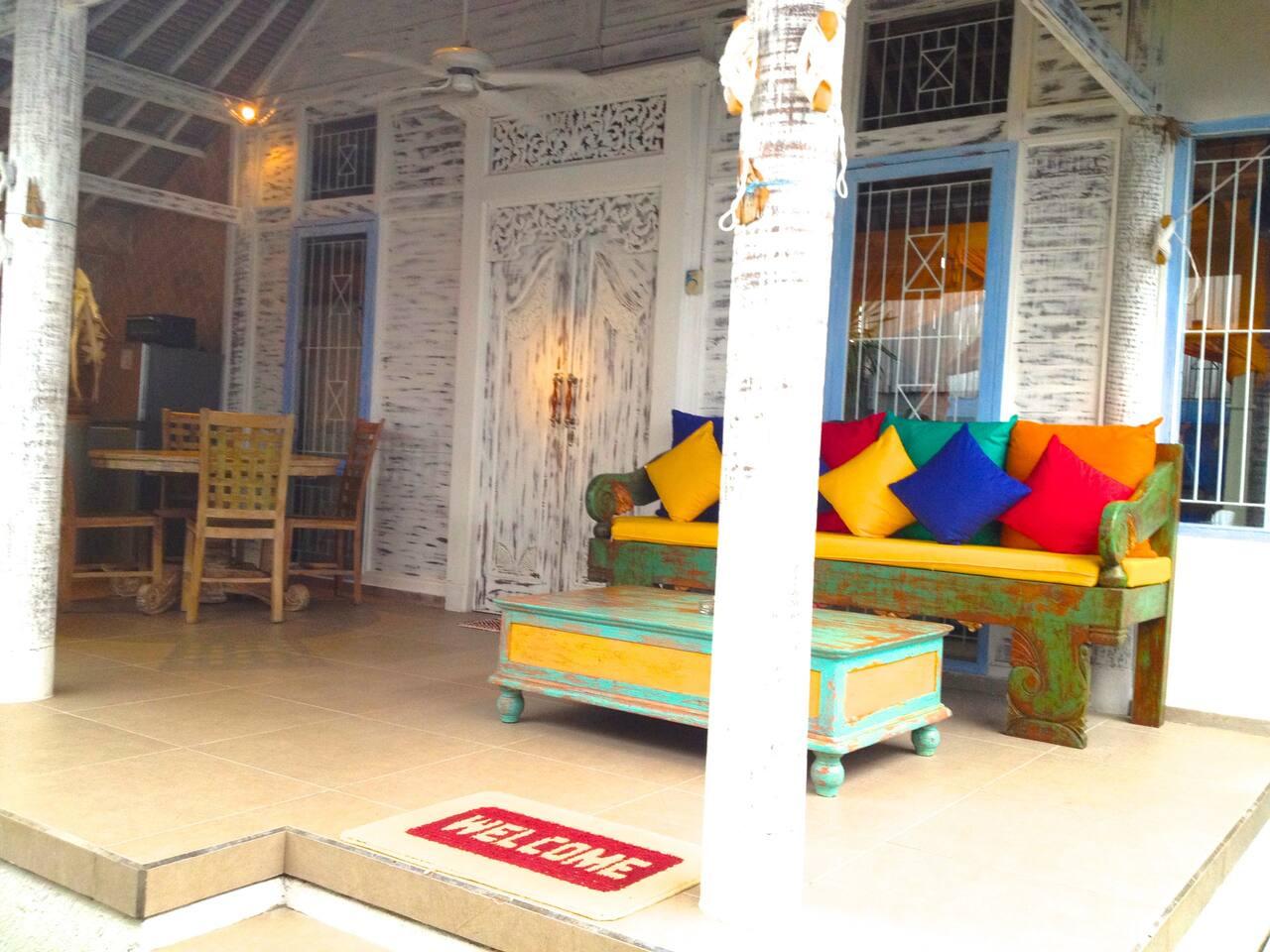 Welcome to Villa Alang Alang!