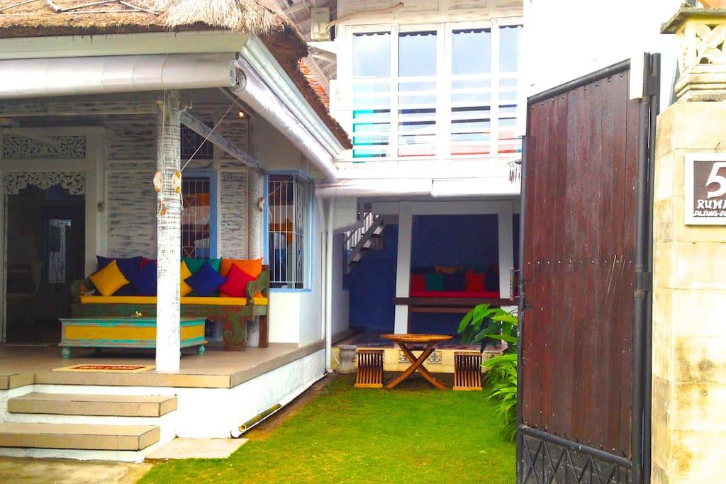 Villa Alang Alang, Canggu Long Term