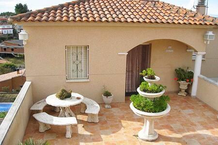 Casa ideal para FAMILIAS a 30' Bcn - Talo