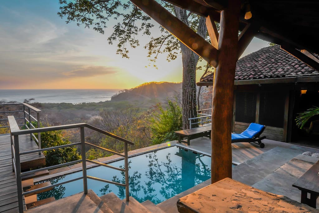 Ocean, jungle, luxury, privacy- perfection!