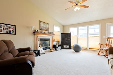 Comfortable and Professional 3 Bed 2 Bath Home - Boise - Huis