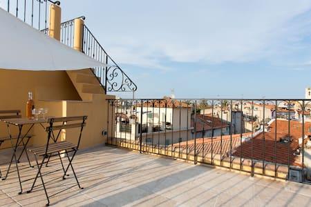 Rooftop studio, maison Berjoan - Wohnung