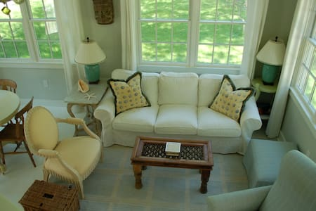 Charming Cape cod cottage - Duxbury - Dom