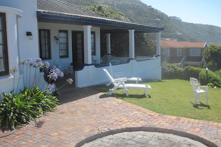 Beautiful beach facing cottage  - Greater Plettenberg Bay - Huis