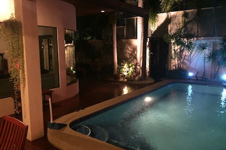 very nice villa with swimming pool. - Pong - Huis
