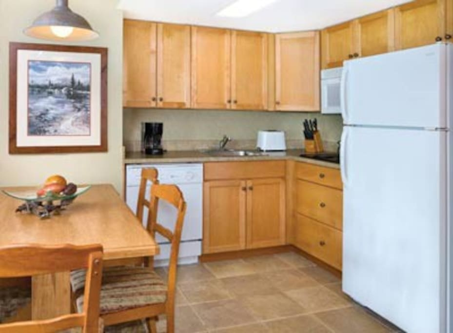 1-Bedroom Timeshare in Canmore #2