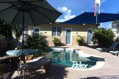 Village with pool  - Ensenada - Villa