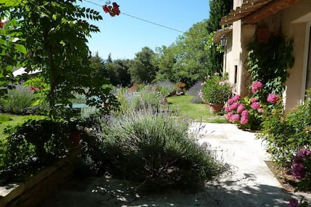 Beautiful charming Provencal - Saumane-de-Vaucluse