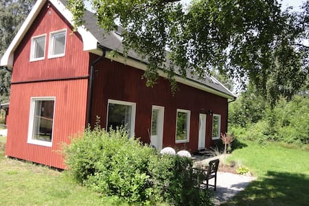 Lovely simple house close to Lund/Malmö and sea - Casa