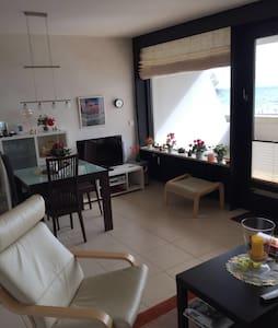 Ferienwohnung mit Traumblick auf die Ostsee - Sierksdorf - Lägenhet