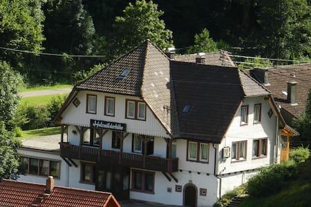 Gruppenhaus Schwarzwald 35-52 Pers. - Haus