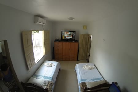 SUITE IN FAMILY HOME-MANAUS-AMAZON - Casa