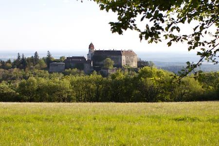 Bernstein Castle - Bernstein im Burgenland - Castello