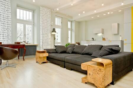 PragaSuper - Design Apartment 110m2