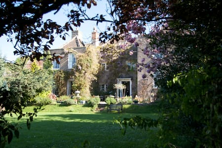 Charming Georgian Country House - Axbridge