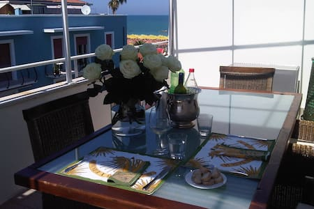 Penthouse on the beach - Pescara - Apartment