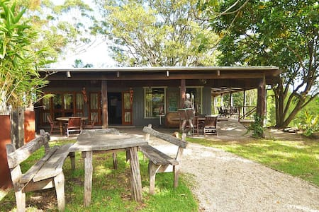 Self Contained Home in the Forest - Repentance Creek - Cabin