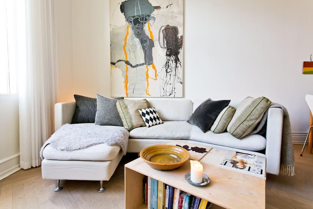 Cosy flat Frederiksberg Copenhagen