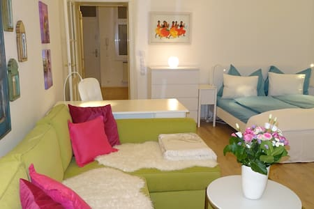 NEW QUIET, ECO RENOVATED HOME AT DANUBE & VIC/U1 - Vienne
