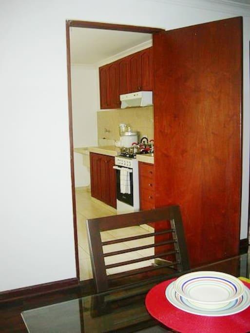 Cozy & modern apart..2 BR San Migue