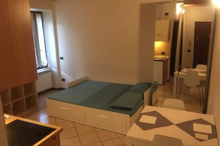 Olmo 2, 1 bedroom apartment, downtown, free wifi - Appartement