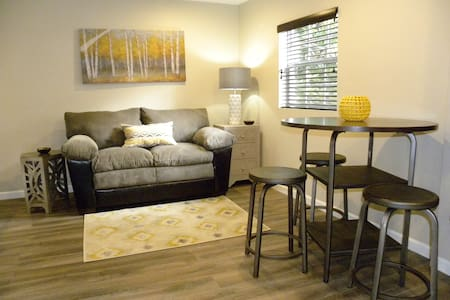 Just renovated guest home in Historic District! - Villa