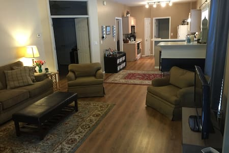 Quiet Mud Island Home, 2 bed 2 bath - Memphis - Ház