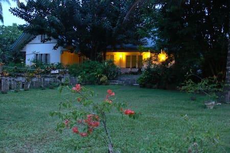 Davao Oriental - Cosy Villa Hager - Casa de camp