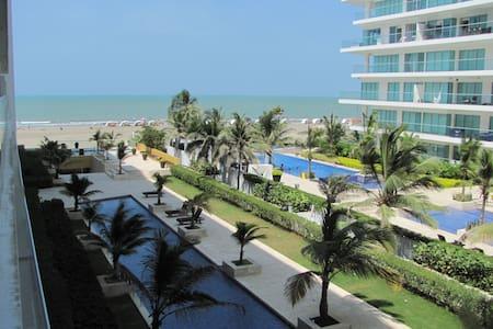 Morros Cartagena (con empleada) - Cartagena De Indias (Distrito Turístico Y Cultural) - Apartment