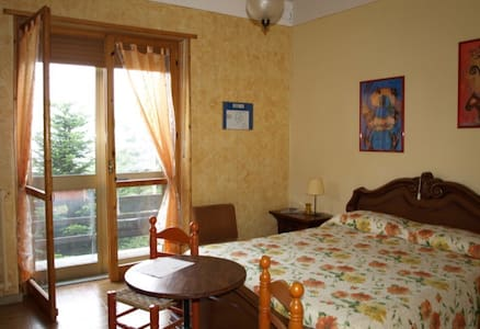 Merla Peak room - Bella Baita B&B - Pinasca - Bed & Breakfast