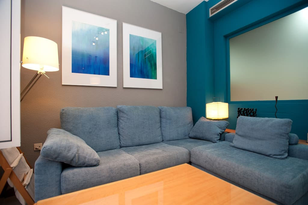 Salon / Living room