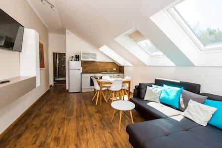 Moderne Wohnung 30 min. Airport / Messe Frankfurt - Appartement