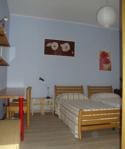 Camera a due letti  - Bed & Breakfast