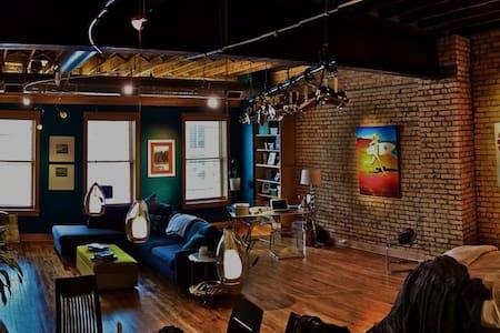 Downtown Studio Loft - Társasház