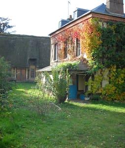Charmante maison normande ! - Aizier - Rumah