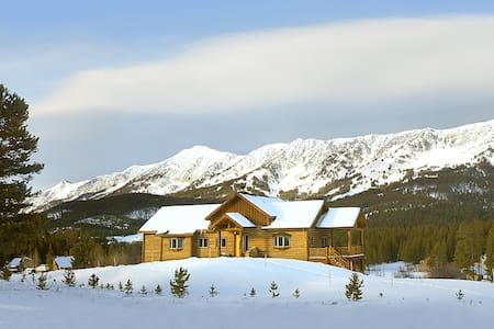 Best Bozeman Cabin - Bridger Vista - Ev